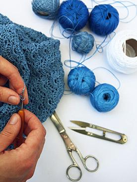 Materiel-tricotage