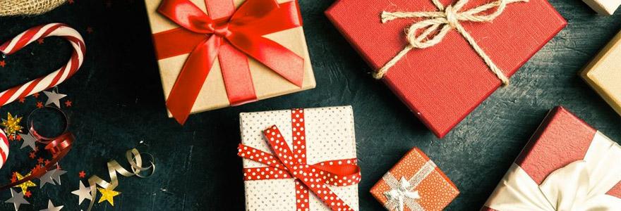 emballages cadeaux personnalisés