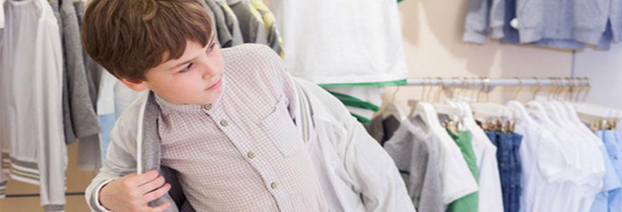 Quels vêtements choisir pour son enfant